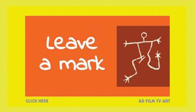 Leave a Mark Logo