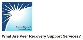 What are Peer Recovery Services