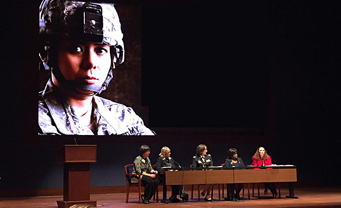 Women Veterans Conference Picture